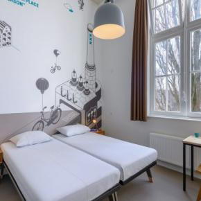 Auberges de jeunesse - Stayokay Amsterdam Zeeburg