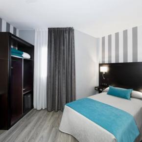 Auberges de jeunesse - Hotel Zentral Parque