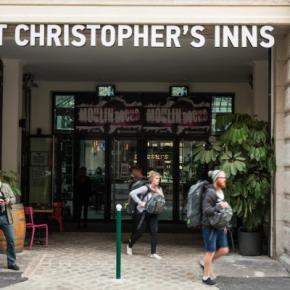 Auberges de jeunesse - St Christopher's Inn Gare du Nord