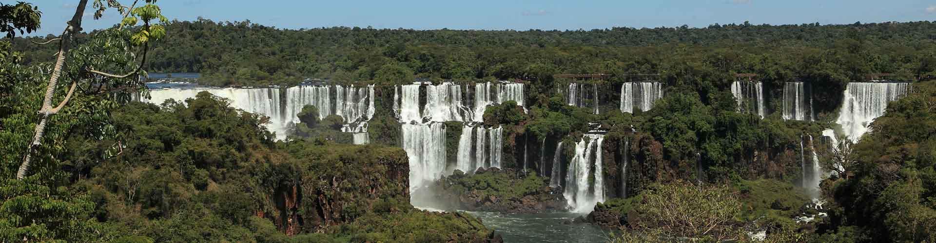 Puerto Iguazu - Camping à Puerto Iguazu. Cartes pour Puerto Iguazu, photos et commentaires pour chaque Camping à Puerto Iguazu.