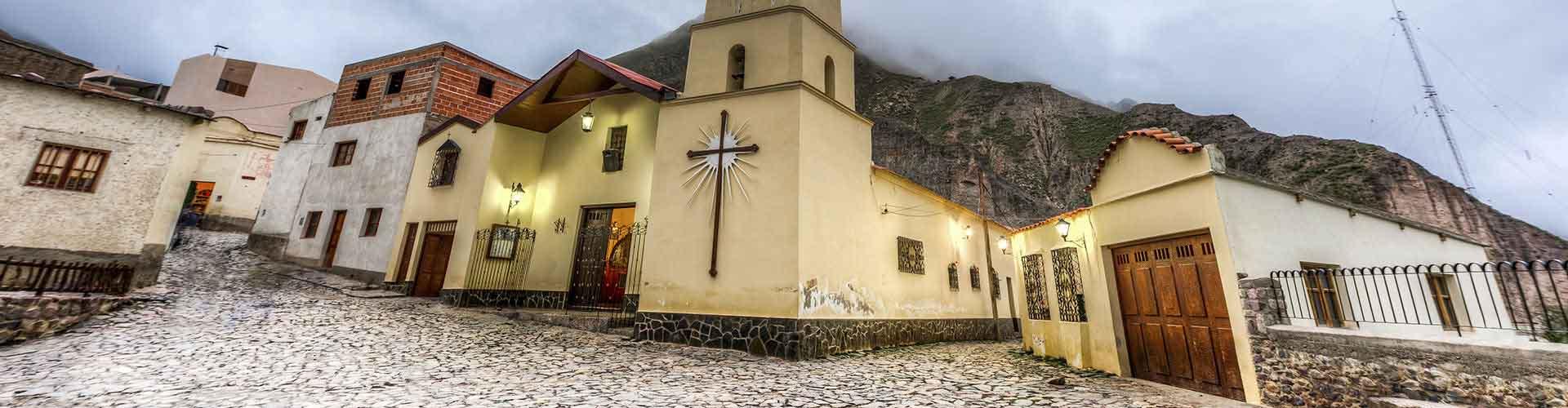 Salta - Auberges de jeunesse dans le quartier de Calixto Gauna. Cartes pour Salta, photos et commentaires pour chaque auberge de jeunesse à Salta.