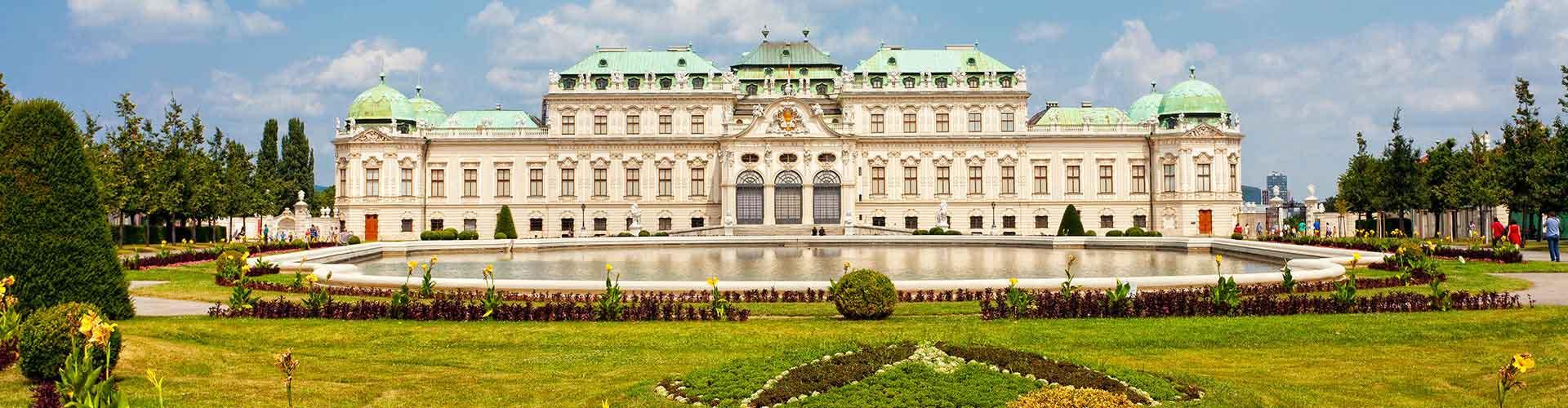 Vienne - Chambres pas chères dans le quartier de Favoriten. Cartes pour Vienne, photos et commentaires pour chaque chambre à Vienne.