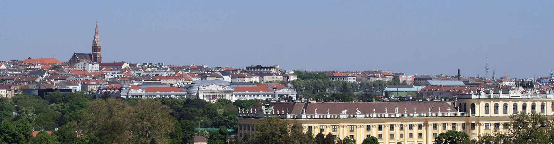 Vienne - Auberges de jeunesse dans le quartier de Rudolfsheim-Fuenfhaus. Cartes pour Vienne, photos et commentaires pour chaque auberge de jeunesse à Vienne.