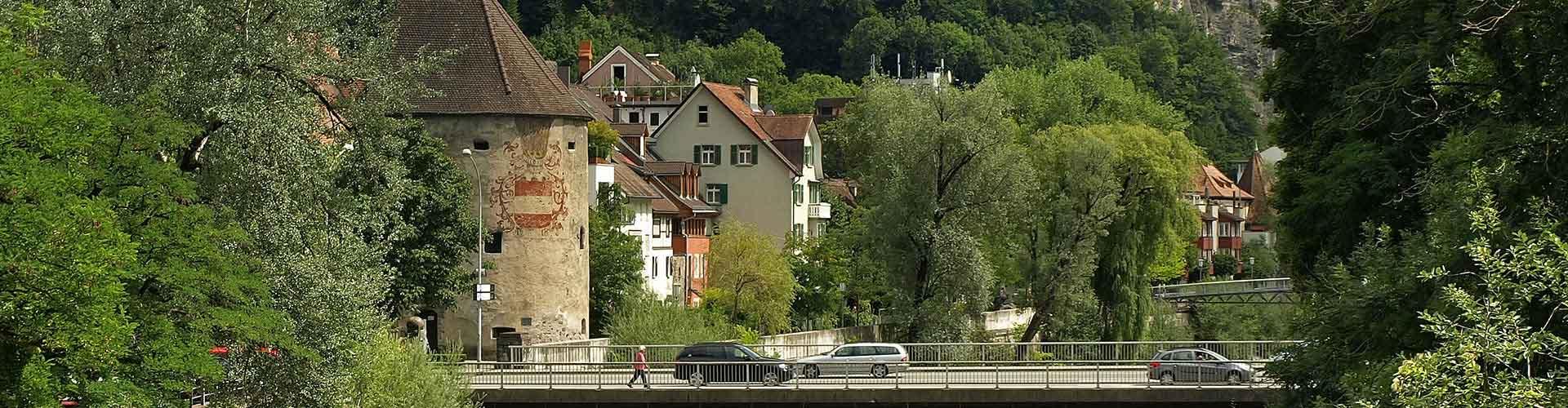 Feldkirch - Chambres à Feldkirch. Cartes pour Feldkirch, photos et commentaires pour chaque chambre à Feldkirch.
