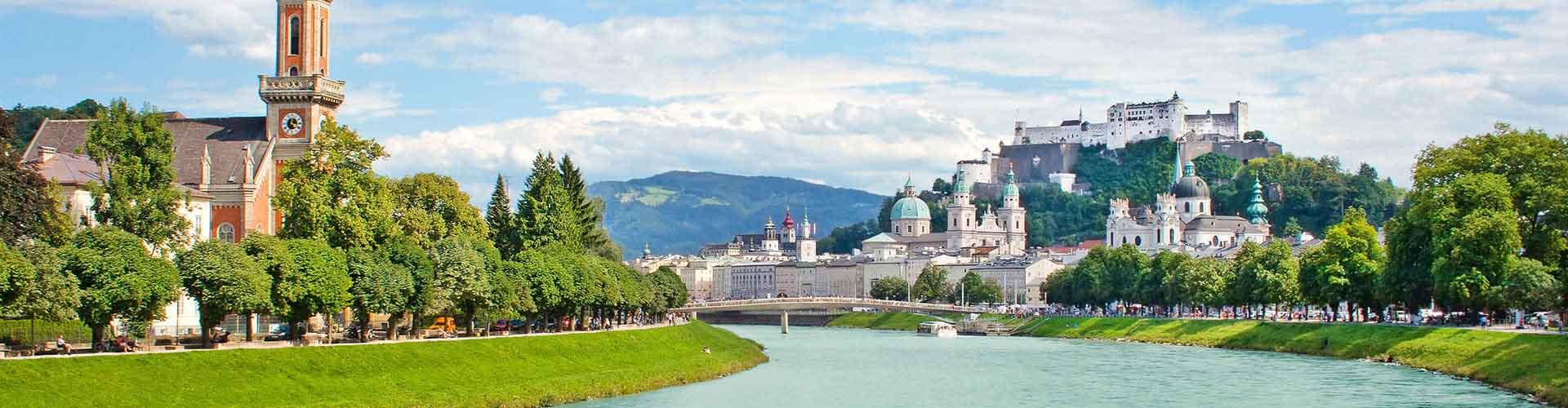 Salzbourg - Auberges de jeunesse à Salzbourg. Cartes pour Salzbourg, photos et commentaires pour chaque auberge de jeunesse à Salzbourg.
