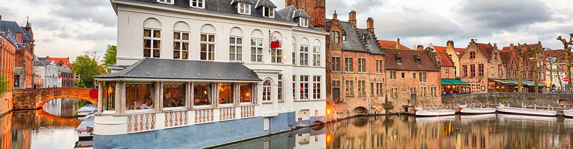 Bruges - Appartements près de Centre ville. Cartes pour Bruges, photos et commentaires pour chaque appartement à Bruges.
