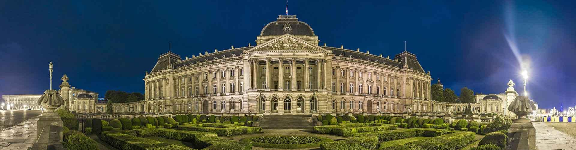 Bruxelles - Chambres pas chères dans le quartier de Bruxelles-ville. Cartes pour Bruxelles, photos et commentaires pour chaque chambre à Bruxelles.