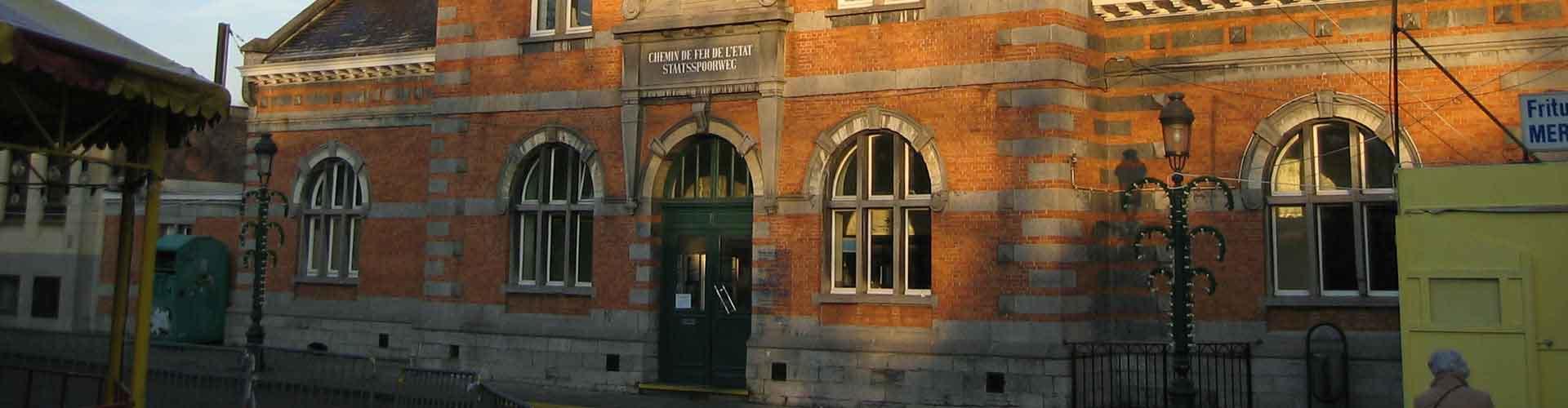 Bruxelles - Auberges de jeunesse dans le quartier de Jette. Cartes pour Bruxelles, photos et commentaires pour chaque auberge de jeunesse à Bruxelles.