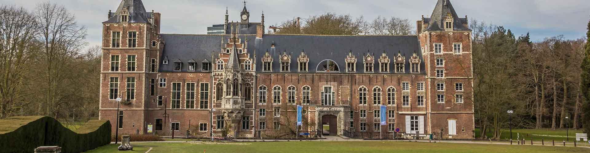 Leuven - Hôtels à Leuven. Cartes pour Leuven, photos et commentaires pour chaque hôtel à Leuven.