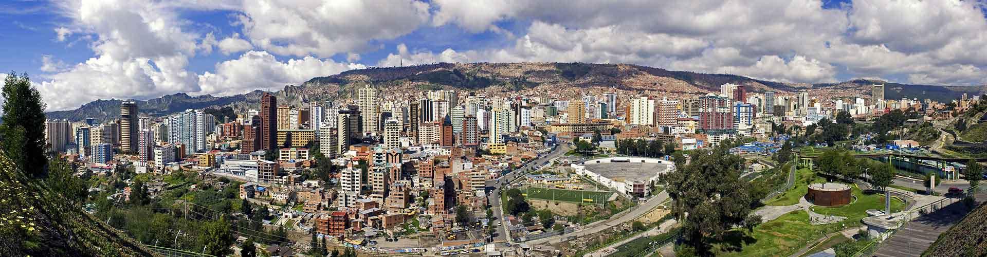 La Paz - Auberges de jeunesse à La Paz. Cartes pour La Paz, photos et commentaires pour chaque auberge de jeunesse à La Paz.