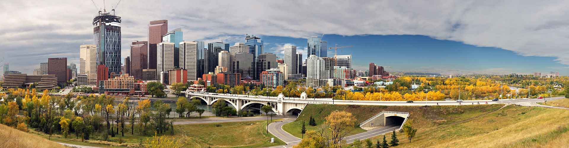 Calgary - Chambres à Calgary. Cartes pour Calgary, photos et commentaires pour chaque chambre à Calgary.