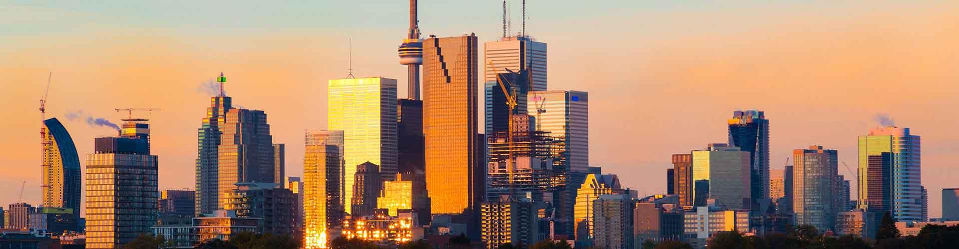 Toronto - Auberges de jeunesse dans le quartier de Toronto Centre-Ville. Cartes pour Toronto, photos et commentaires pour chaque auberge de jeunesse à Toronto.