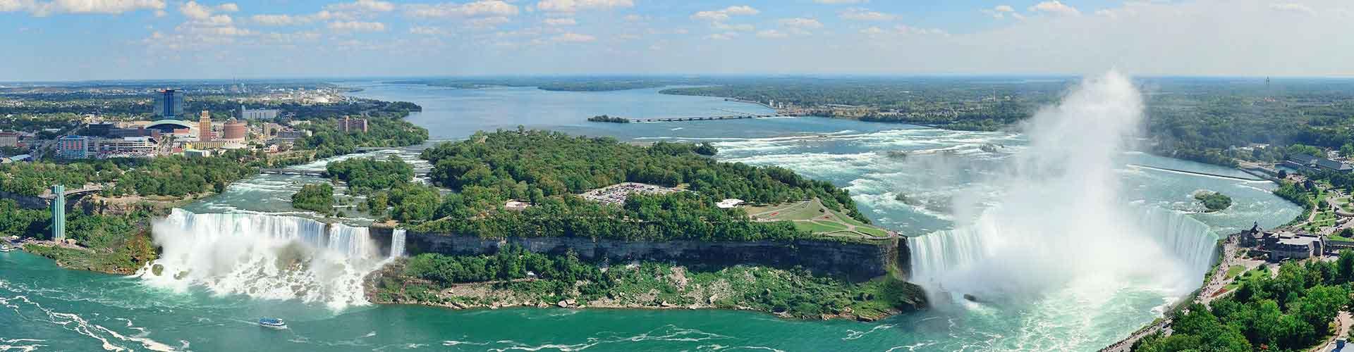 Niagara Falls - Appartments à Niagara Falls. Cartes pour Niagara Falls, photos et commentaires pour chaque appartement à Niagara Falls.