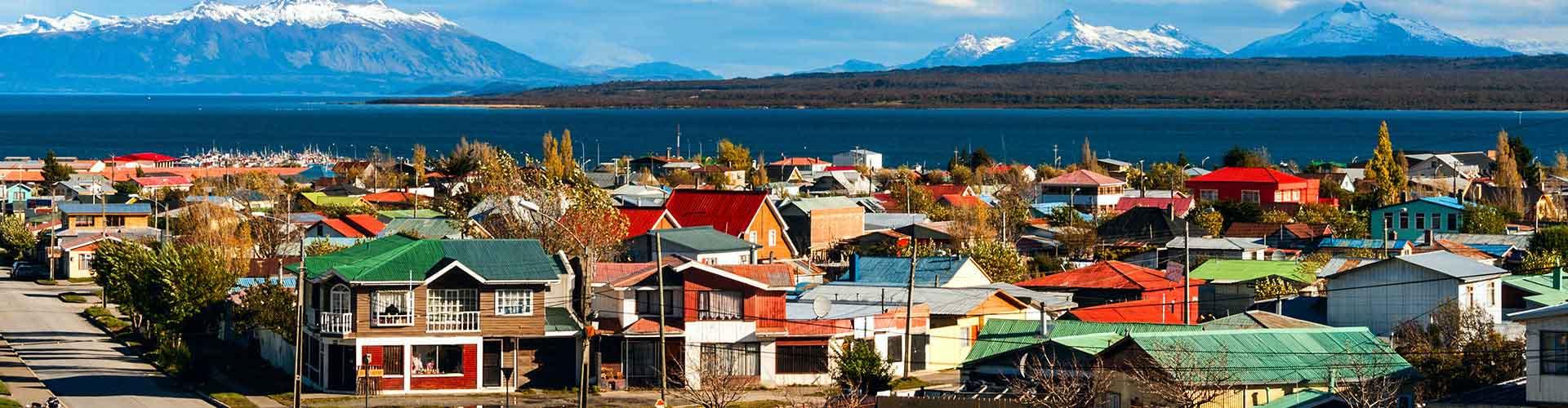 Puerto Natales - Appartments à Puerto Natales. Cartes pour Puerto Natales, photos et commentaires pour chaque appartement à Puerto Natales.