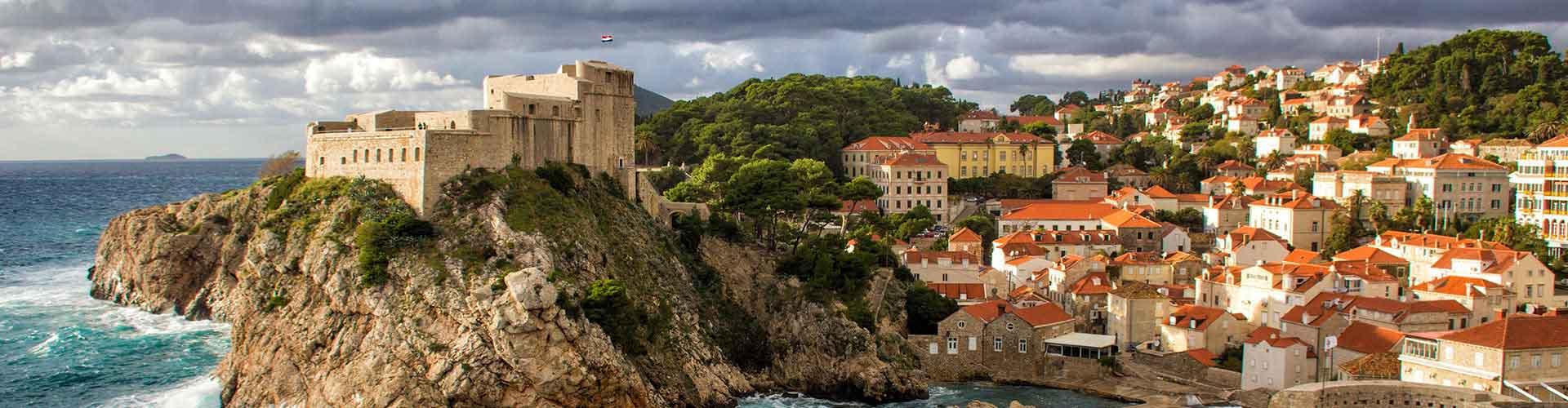 Dubrovnik - Hôtels à Dubrovnik. Cartes pour Dubrovnik, photos et commentaires pour chaque hôtel à Dubrovnik.