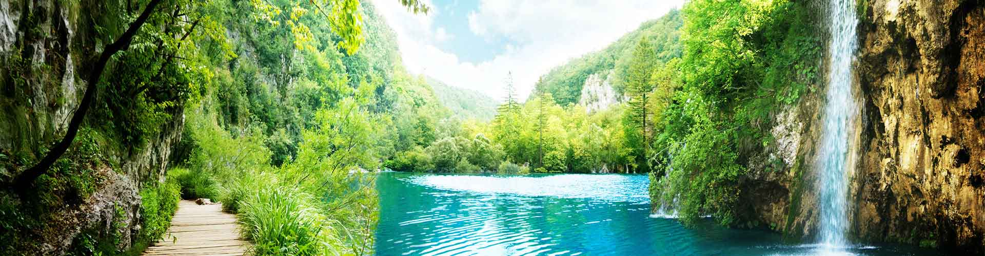 Plitvice Lakes - Camping à Plitvice Lakes. Cartes pour Plitvice Lakes, photos et commentaires pour chaque Camping à Plitvice Lakes.