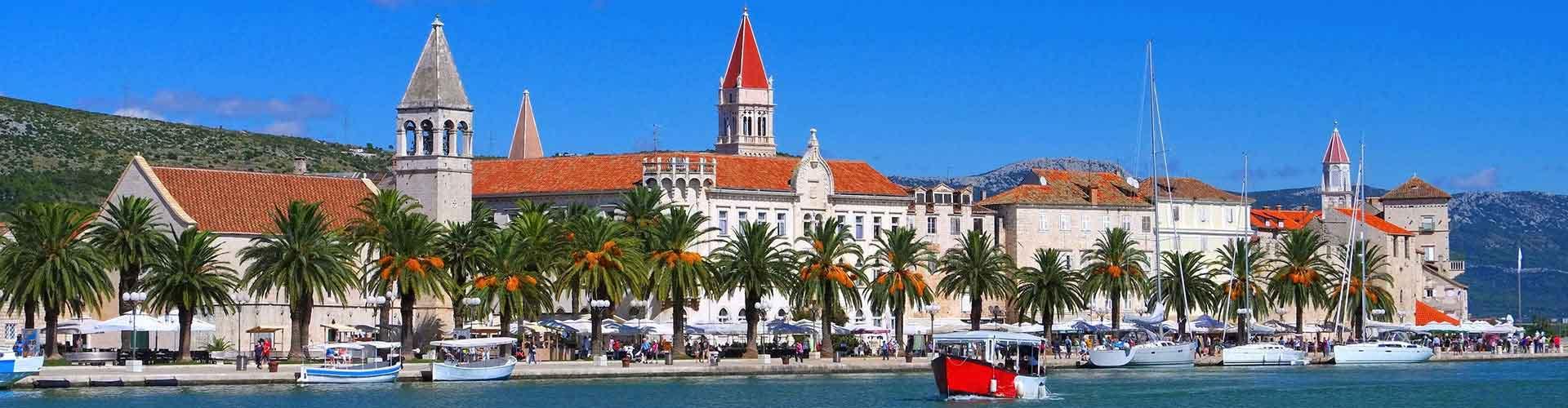 Trogir - Hôtels à Trogir. Cartes pour Trogir, photos et commentaires pour chaque hôtel à Trogir.