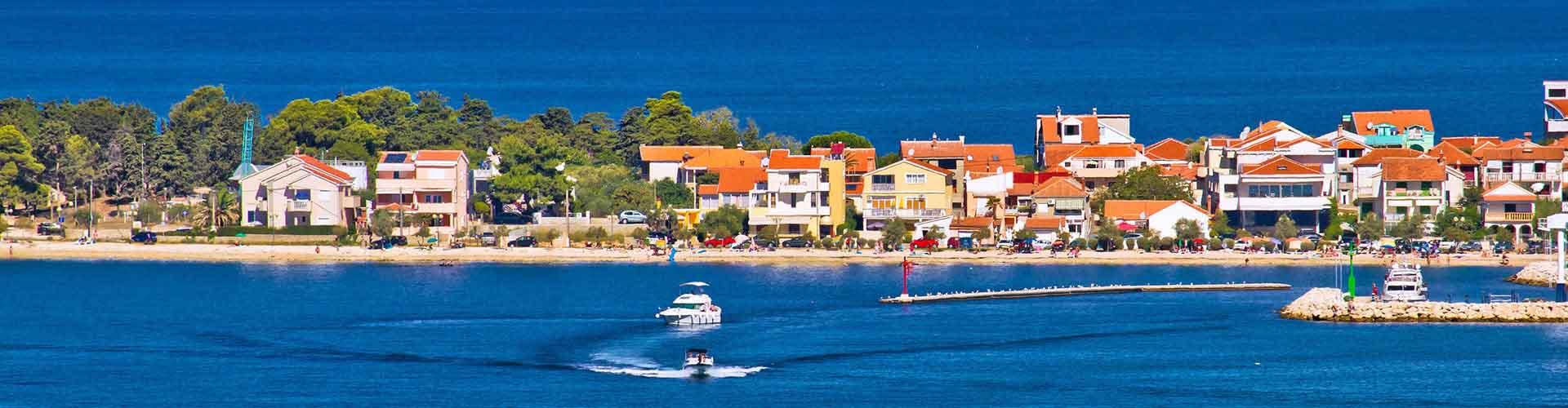 Zadar - Appartments à Zadar. Cartes pour Zadar, photos et commentaires pour chaque appartement à Zadar.