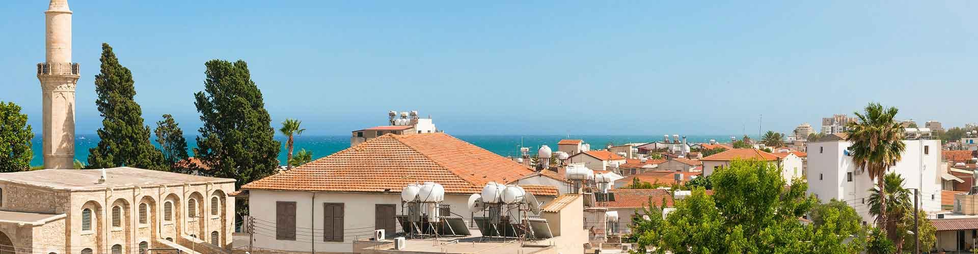 Larnaca - Appartments à Larnaca. Cartes pour Larnaca, photos et commentaires pour chaque appartement à Larnaca.