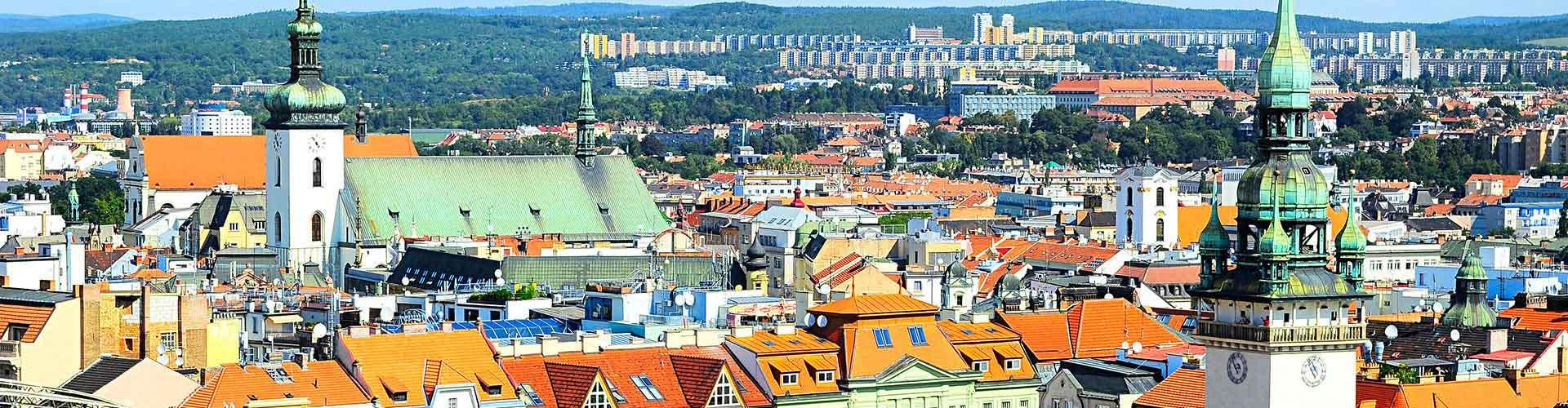Brno - Auberges de jeunesse à Brno. Cartes pour Brno, photos et commentaires pour chaque auberge de jeunesse à Brno.