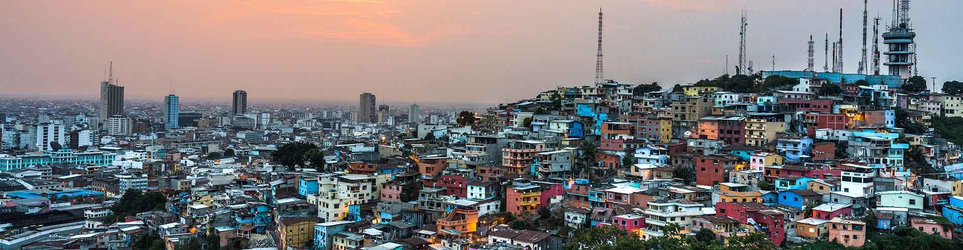 Guayaquil - Auberges de jeunesse à Guayaquil. Cartes pour Guayaquil, photos et commentaires pour chaque auberge de jeunesse à Guayaquil.