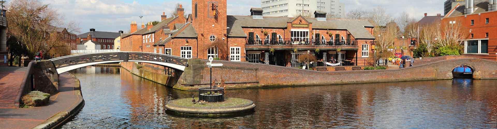 Birmingham - Auberges de jeunesse dans le quartier de Deritend. Cartes pour Birmingham, photos et commentaires pour chaque auberge de jeunesse à Birmingham.