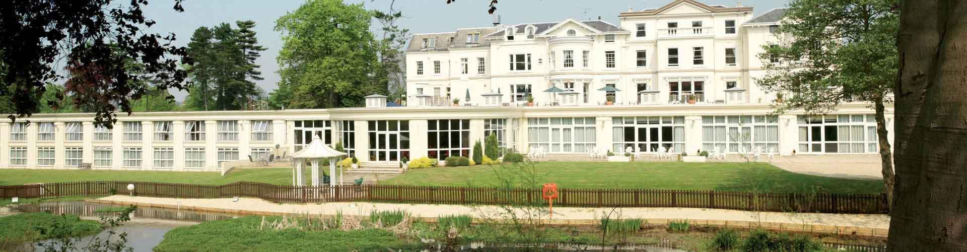 Cheltenham - Chambres à Cheltenham. Cartes pour Cheltenham, photos et commentaires pour chaque chambre à Cheltenham.