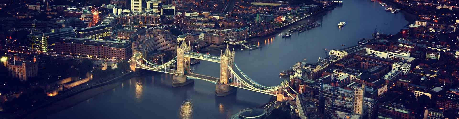 Londres - Appartements dans le quartier de Quartier de Southwark. Cartes pour Londres, photos et commentaires pour chaque appartement à Londres.