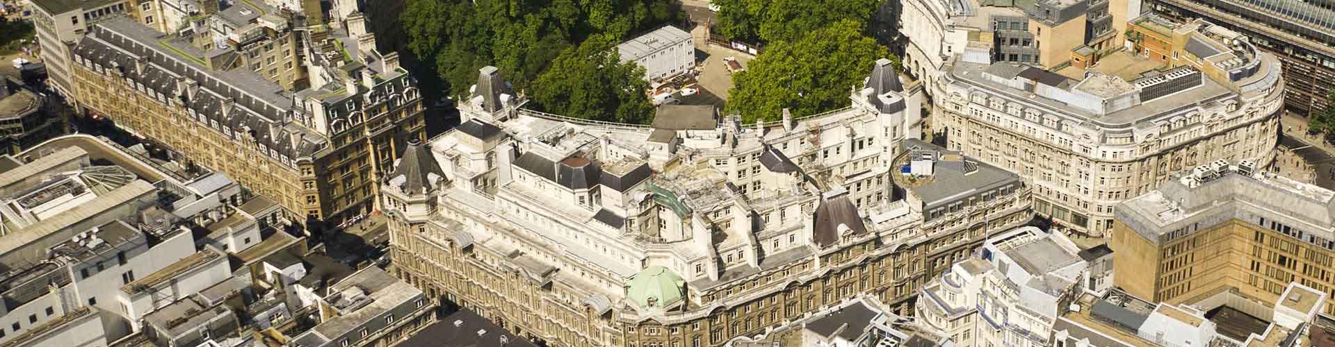 Londres - Appartements dans le quartier de Finsbury. Cartes pour Londres, photos et commentaires pour chaque appartement à Londres.