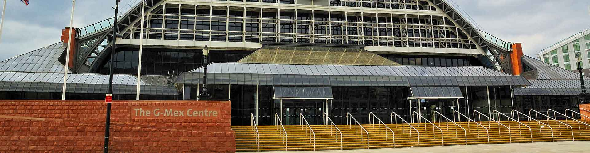 Manchester - Auberges de jeunesse dans le quartier de Centre. Cartes pour Manchester, photos et commentaires pour chaque auberge de jeunesse à Manchester.