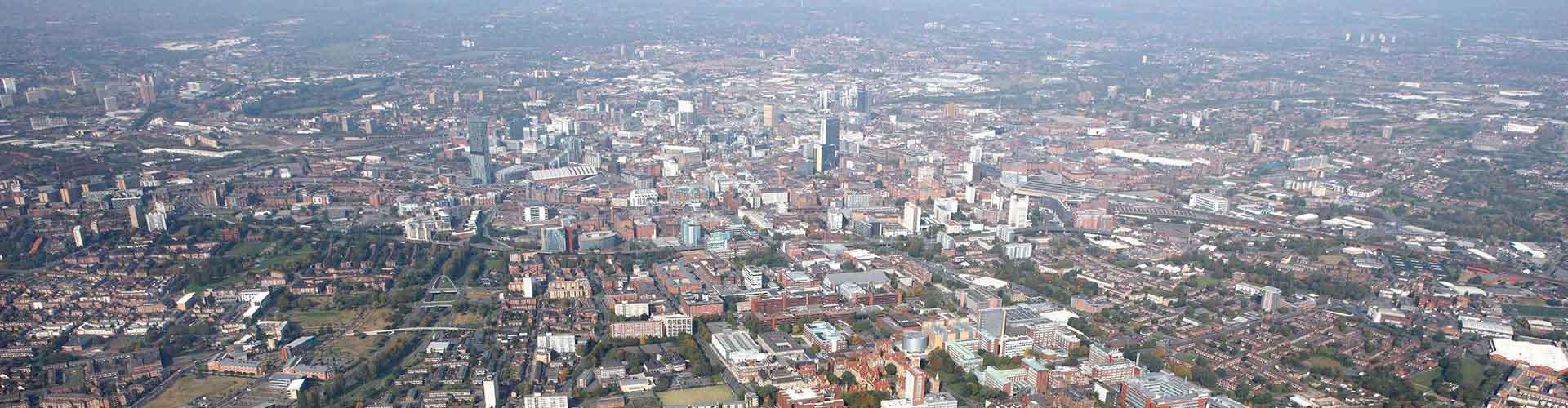 Manchester - Appartements dans le quartier de Manchester Nord. Cartes pour Manchester, photos et commentaires pour chaque appartement à Manchester.
