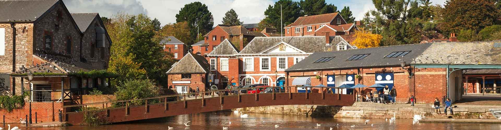 Exeter - Auberges de jeunesse à Exeter. Cartes pour Exeter, photos et commentaires pour chaque auberge de jeunesse à Exeter.