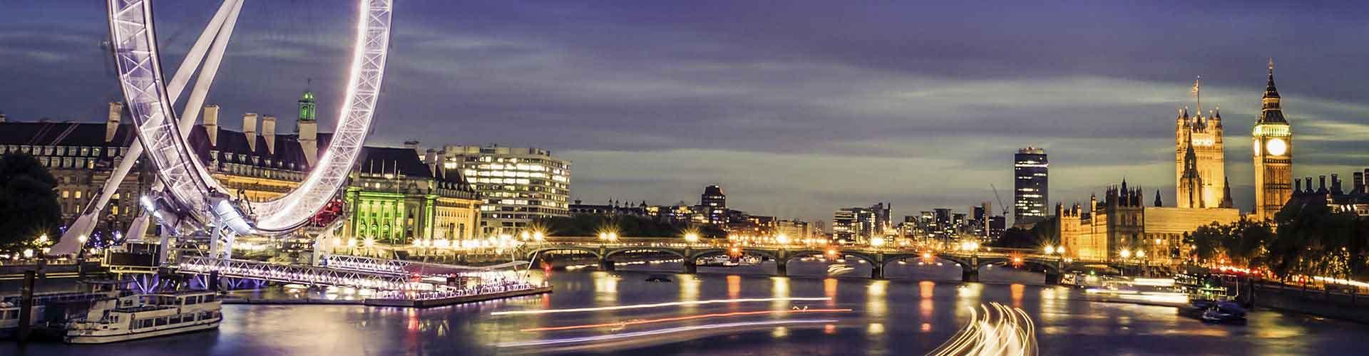Londres - Hôtels près de London Eye. Cartes pour Londres, photos et commentaires pour chaque Hôtel à Londres.