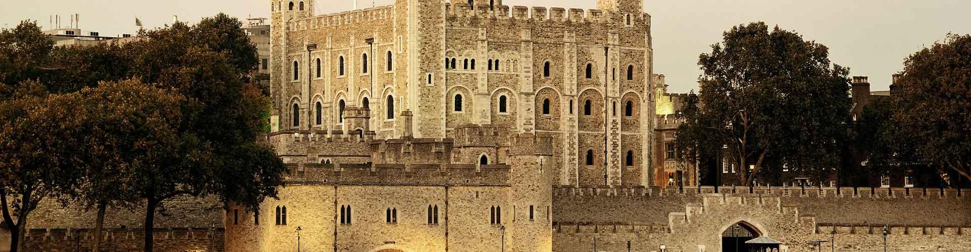 Londres - Chambres près de Tour de Londres. Cartes pour Londres, photos et commentaires pour chaque chambre à Londres.
