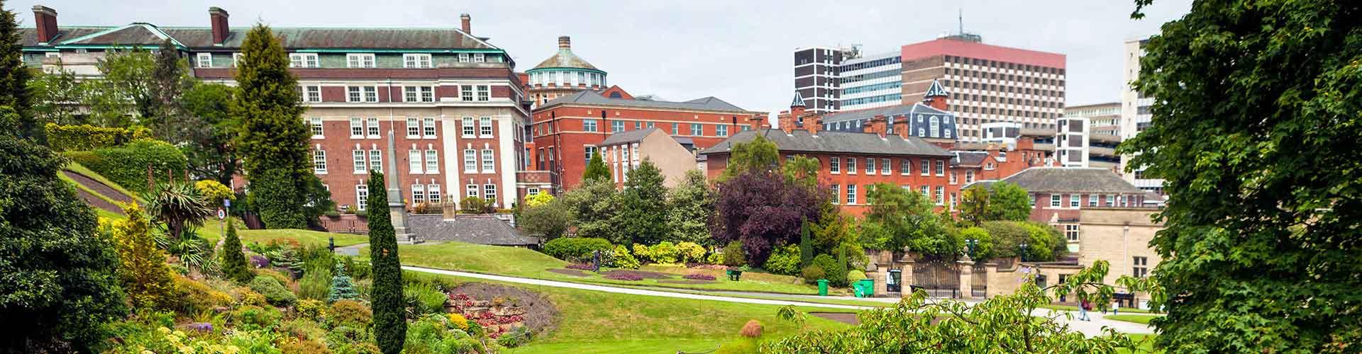 Nottingham - Hôtels à Nottingham. Cartes pour Nottingham, photos et commentaires pour chaque hôtel à Nottingham.