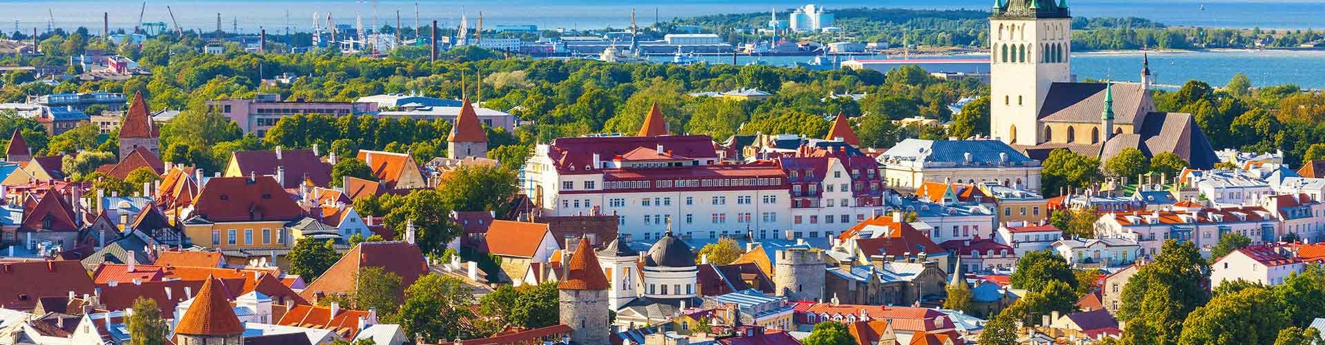 Tallinn - Auberges de jeunesse à Tallinn. Cartes pour Tallinn, photos et commentaires pour chaque auberge de jeunesse à Tallinn.