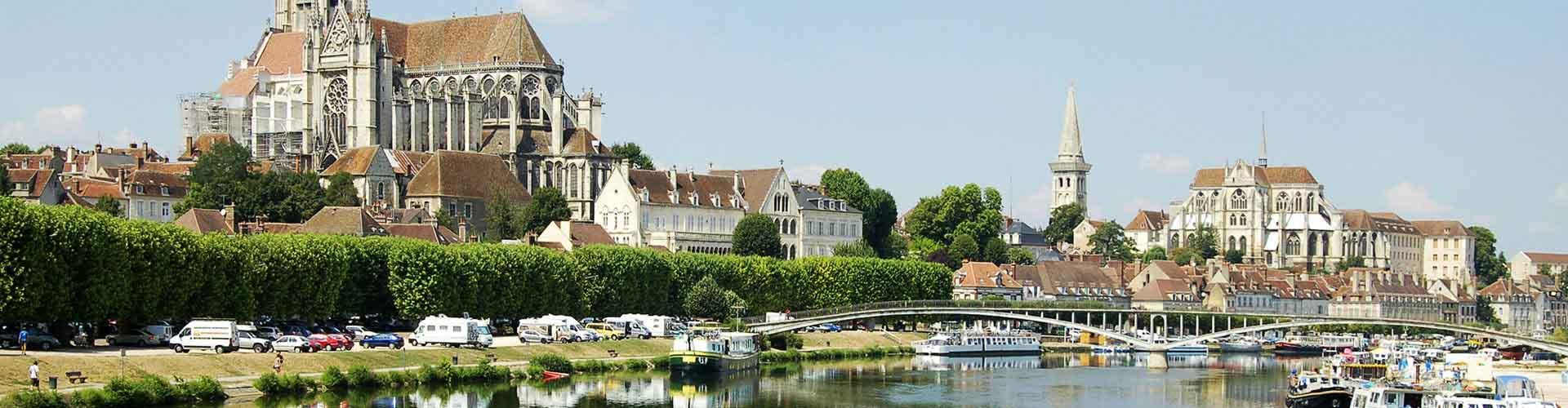 Auxerre - Camping à Auxerre. Cartes pour Auxerre, photos et commentaires pour chaque Camping à Auxerre.