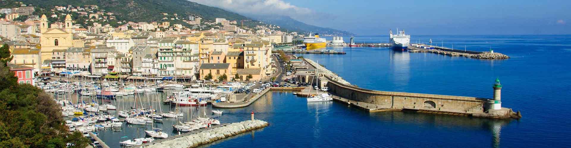 Bastia - Appartments à Bastia. Cartes pour Bastia, photos et commentaires pour chaque appartement à Bastia.