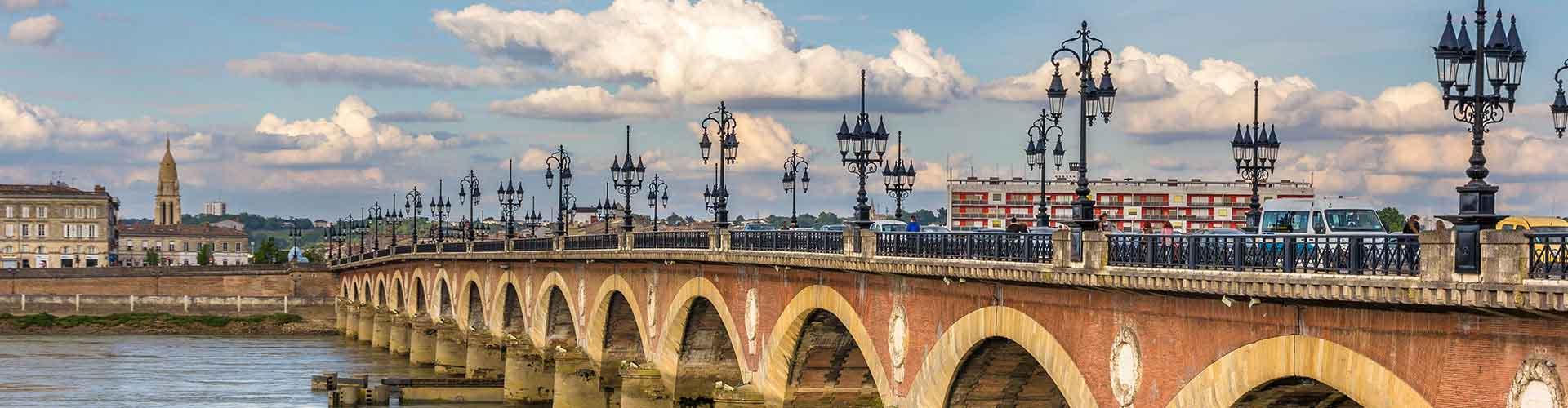 Bordeaux - Auberges de jeunesse à Bordeaux. Cartes pour Bordeaux, photos et commentaires pour chaque auberge de jeunesse à Bordeaux.