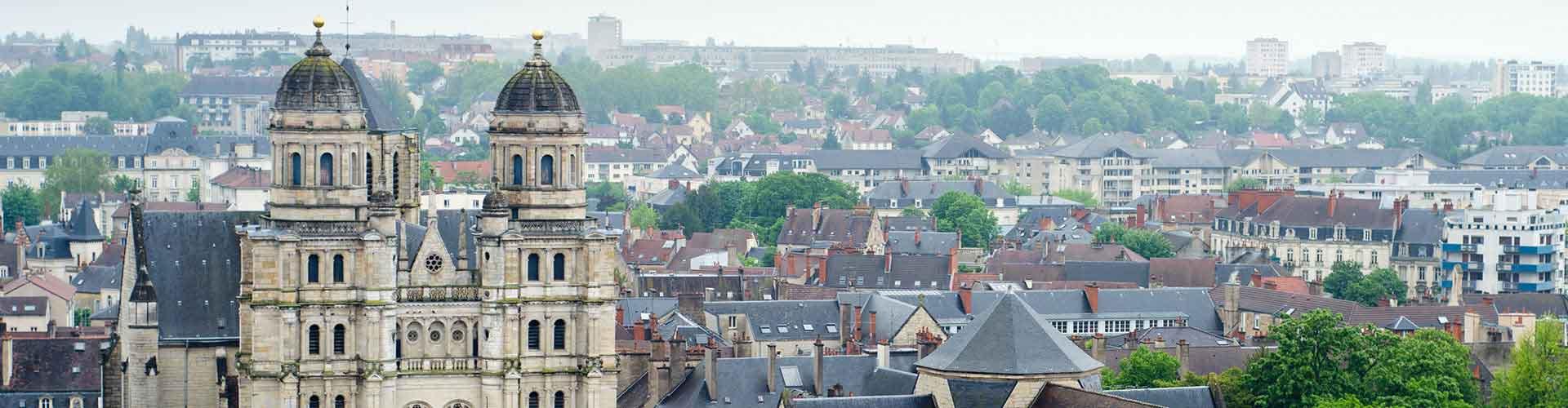 Dijon - Chambres à Dijon. Cartes pour Dijon, photos et commentaires pour chaque chambre à Dijon.
