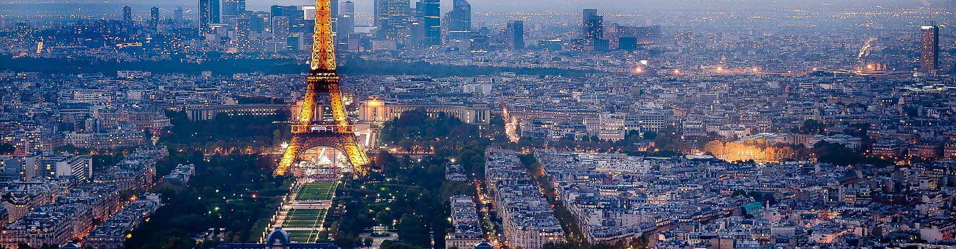 Paris - Appartements près de City Center. Cartes pour Paris, photos et commentaires pour chaque appartement à Paris.
