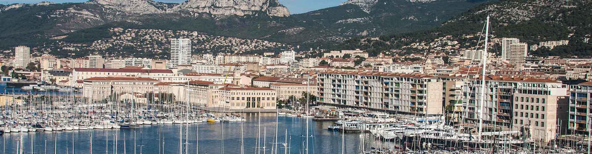 Toulon - Chambres à Toulon. Cartes pour Toulon, photos et commentaires pour chaque chambre à Toulon.