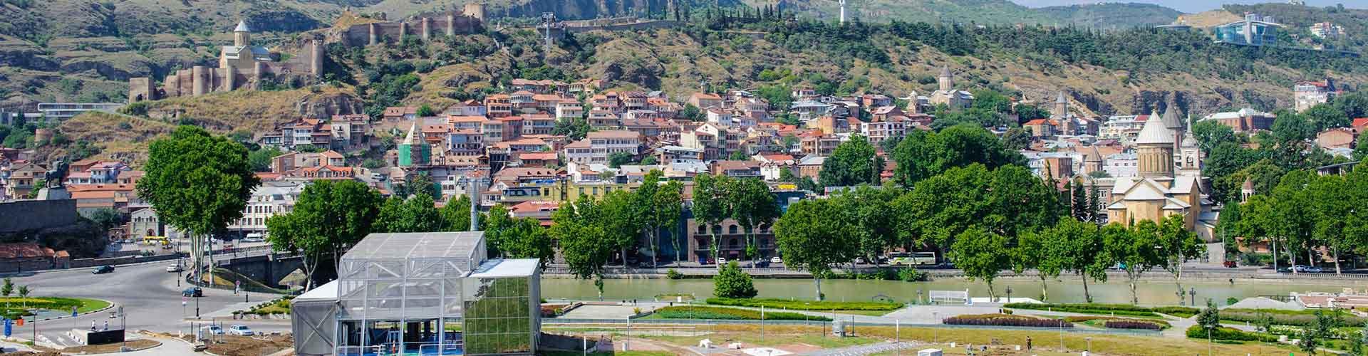 Tbilisi - Auberges de jeunesse à Tbilisi. Cartes pour Tbilisi, photos et commentaires pour chaque auberge de jeunesse à Tbilisi.