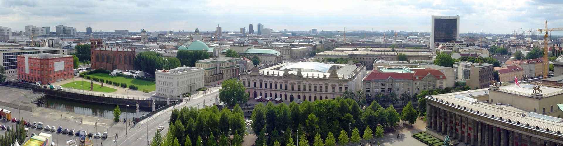 Berlin - Chambres pas chères dans le quartier de Mitte. Cartes pour Berlin, photos et commentaires pour chaque chambre à Berlin.