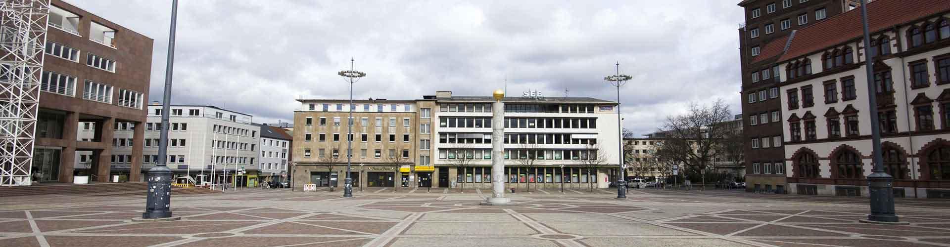 Dortmund - Auberges de jeunesse à Dortmund. Cartes pour Dortmund, photos et commentaires pour chaque auberge de jeunesse à Dortmund.