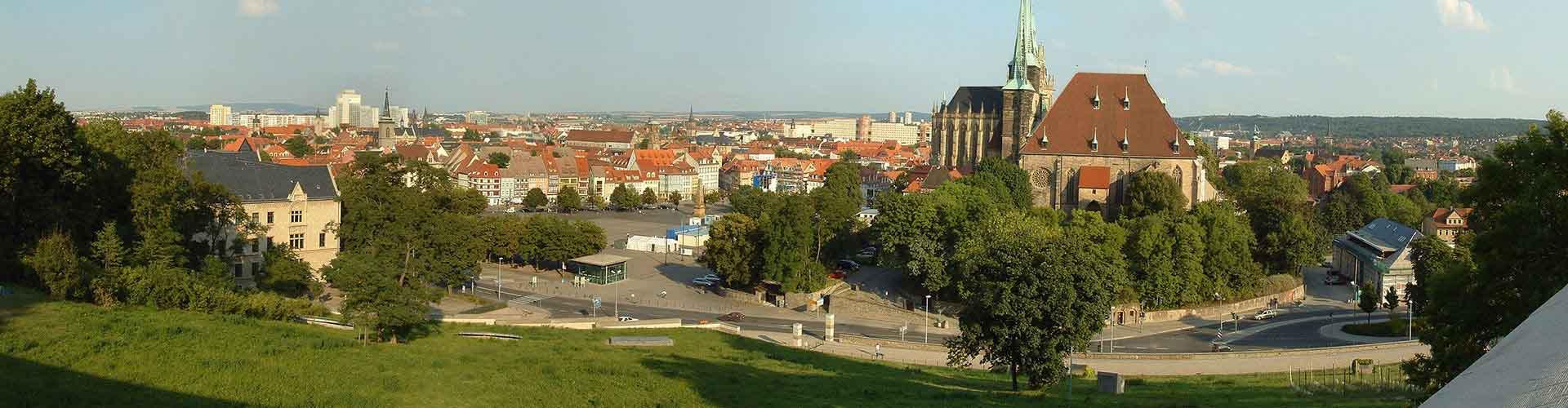 Erfurt - Auberges de jeunesse à Erfurt. Cartes pour Erfurt, photos et commentaires pour chaque auberge de jeunesse à Erfurt.