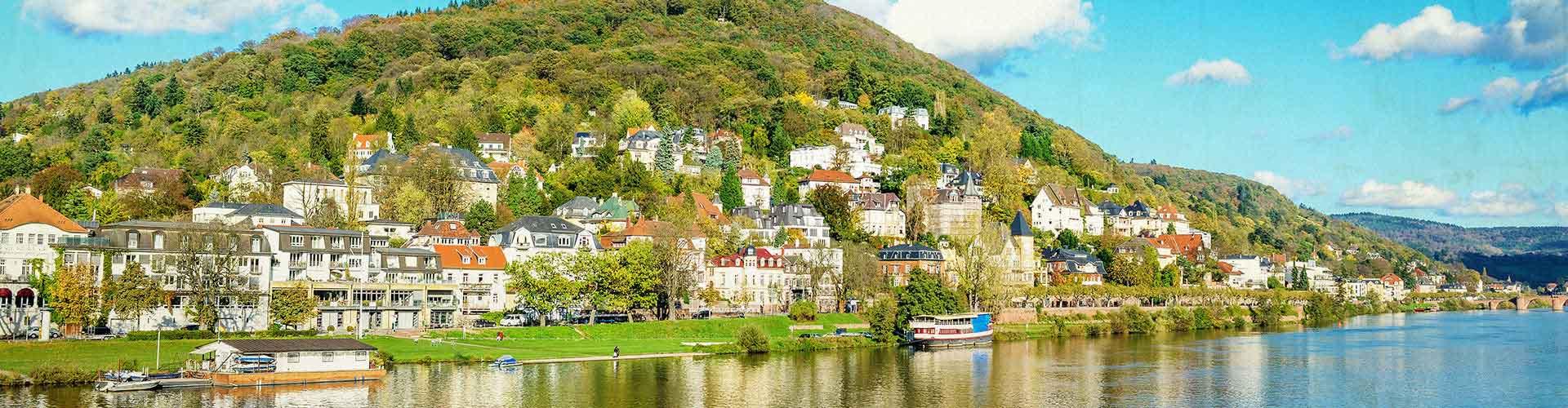 Heidelberg - Auberges de jeunesse à Heidelberg. Cartes pour Heidelberg, photos et commentaires pour chaque auberge de jeunesse à Heidelberg.