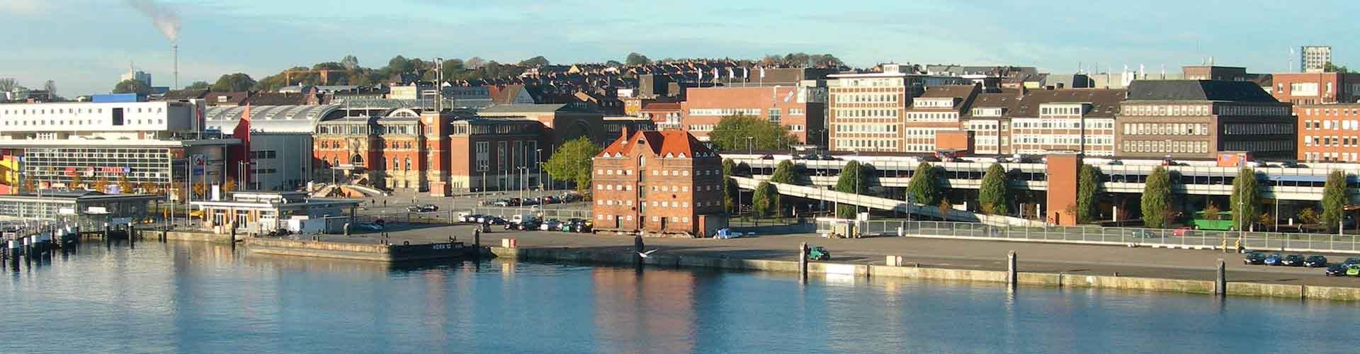 Kiel - Auberges de jeunesse à Kiel. Cartes pour Kiel, photos et commentaires pour chaque auberge de jeunesse à Kiel.