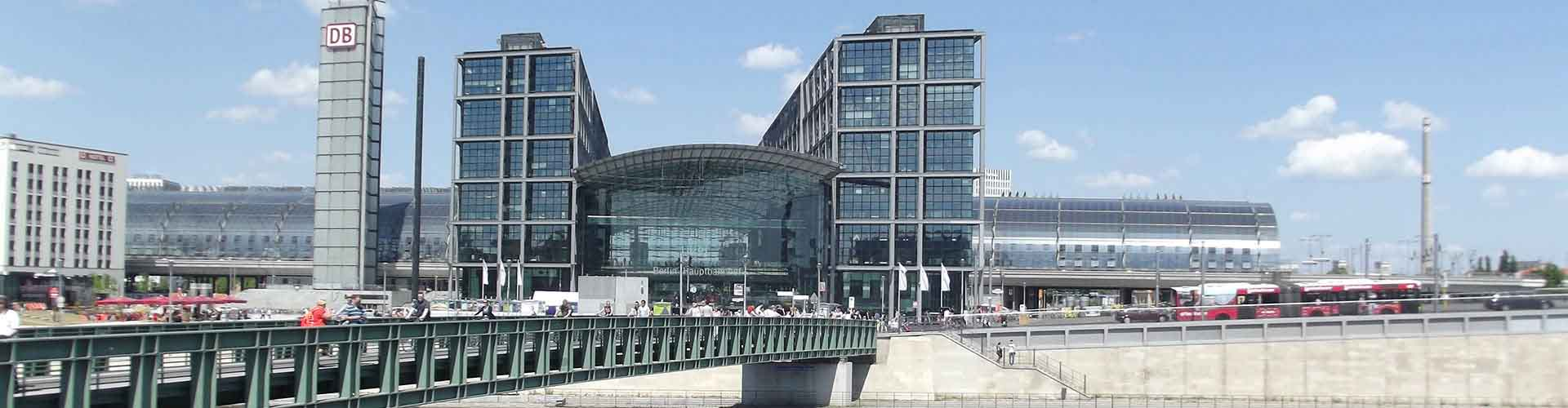 Berlin - Chambres près de Gare Est de Berlin. Cartes pour Berlin, photos et commentaires pour chaque chambre à Berlin.