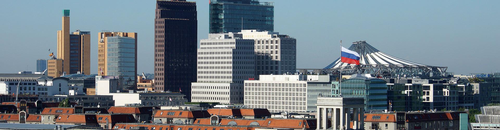 Berlin - Hôtels près de Potsdamer Platz. Cartes pour Berlin, photos et commentaires pour chaque Hôtel à Berlin.